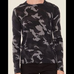 Zadig & Voltaire kennedy Cahmere Sweater Size XL